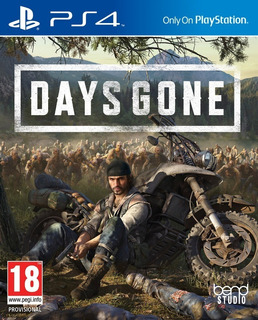 Days Gone Digital Ps4