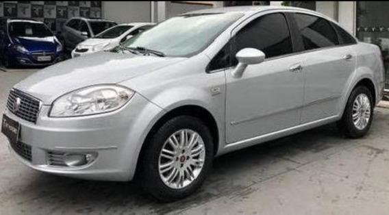 Fiat Linea 2013 1.8 16v Essence Flex Dualogic 4p