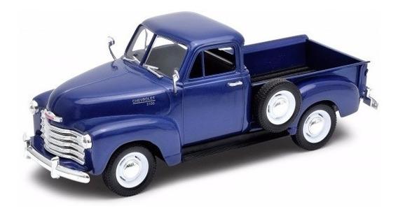 Auto Coleccion Welly Pick Up Chevrolet 1953 1:24 Colección
