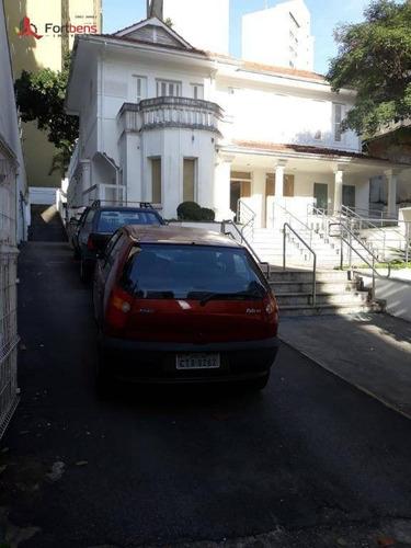Casa Para Alugar, 349 M² Por R$ 35.000,00/mês - Bela Vista - São Paulo/sp - Ca0840