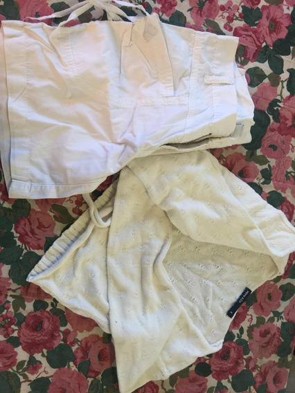 Lote Short Bermuda T 10 Torerita Saco Mimo Cheeky T8