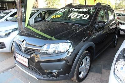 Renault Sandero Stepway 1.6 Financiamento Aplicativo Uber