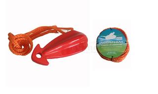 Cabo De Arrastre Aquafloat + Triangulo Para Ski Kit Deporte