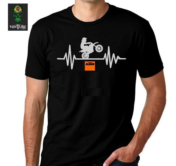 Camiseta Ktm Motocross Duke Motorcycle Camisa Ktm