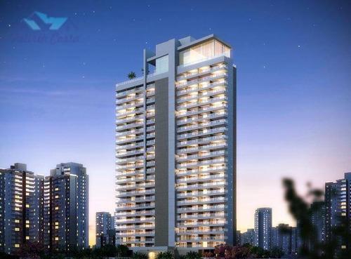 Imagem 1 de 20 de Studio Com 1 Dormitório Para Alugar, 33 M² Por R$ 2.180,00/mês - Brooklin Paulista - São Paulo/sp - St0013