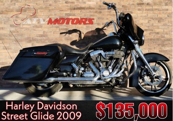 Harley Davidson Street Glide 2009
