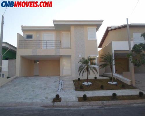 Casa Condomínio Fechado À Venda 4 Dormitórios No Bairro Swiss Park Em Campinas - Cf00707 - Cf00707 - 4437432