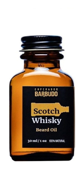 Emperador Barbudo Aceite Para Barba Scotch Whisky 30ml