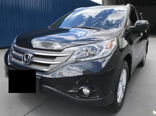 Honda Crv Lx Aut. Service Oficiales En 2015 Y 2016