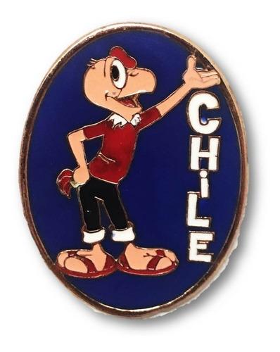 Imagen 1 de 1 de Magnético Condorito Chile (6692)