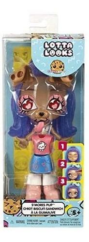 Imagen 1 de 3 de Mattel Lotta Parece Smores Pup Accesorios Mood Paquete Con