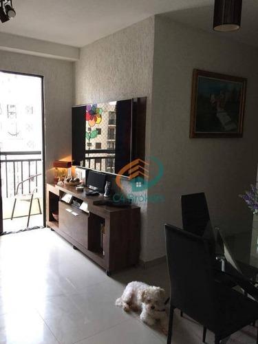 Imagem 1 de 16 de Apartamento Com 2 Dormitórios À Venda, 50 M² Por R$ 280.000,00 - Portal Dos Gramados - Guarulhos/sp - Ap0548