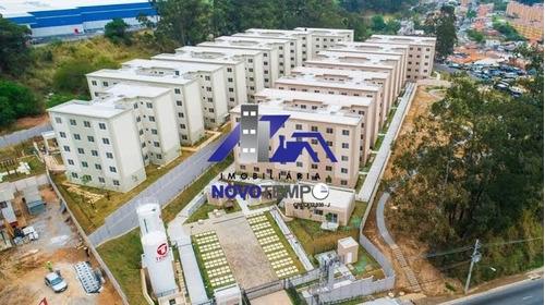 Apartamento Para Venda Em Sp, 2 Dorm E 1 Vaga - Pan Americano - Ap00527 - 68319676