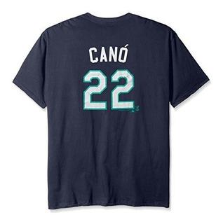 Mlb Seattle Mariners Cano 22 Camiseta De Manga Corta Con D