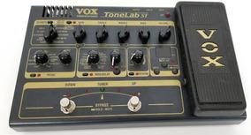 Pedaleira Vox Tonelab St Seminova Com Fonte Original