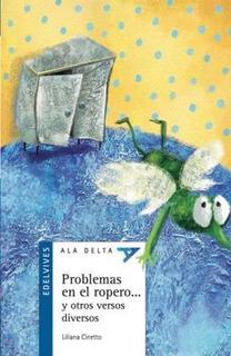 Problemas En El Ropero Y Otros Versos Diversos (coleccion A