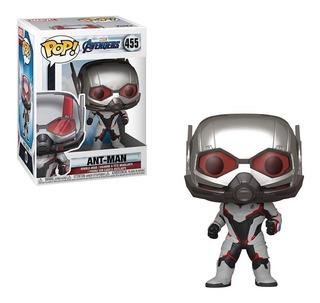 Funko Pop Figura Marvel Antman Int 36666 Original Wabro
