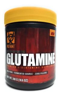 Mutant Glutamina 300g 60 Servicios Envío Full