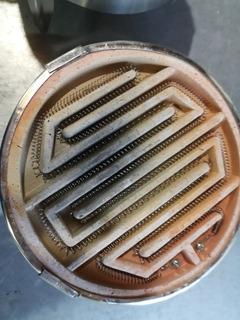 Calentador Electrico De Mesa 17 Cm Consumo 800 W