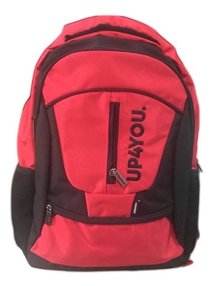 Mochila Up4you Escolar P/ Laptop Luxcel Mj48687up