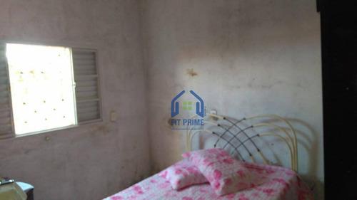 Casa Com 3 Dormitórios À Venda, 125 M² Por R$ 230.000 - Residencial Nato Vetorasso - São José Do Rio Preto/sp - Ca1895