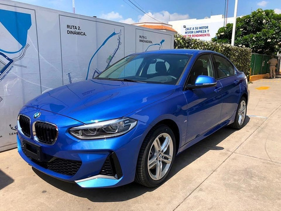 Bmw Serie 1 118 Sedán M Sport 2020 Estoril Blue 2020