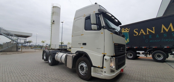 Volvo Fh460 Globetroter I-shift 6x2 Ano 2012