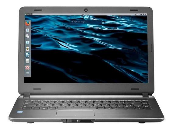 Notebook Multilaser Urban Intel Core I3 4gb 120gb Ssd 14 Li