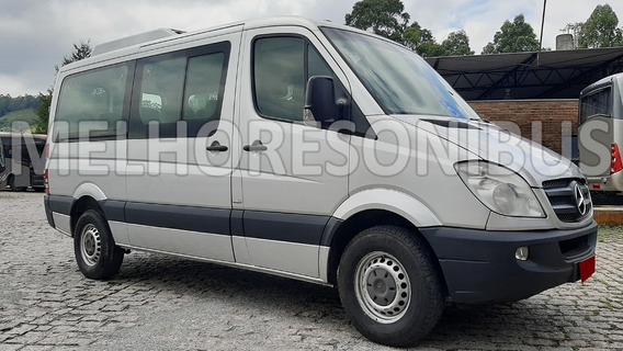 Van - Sprinter 415 Cdi - 2013 - Com Ar Condicionado