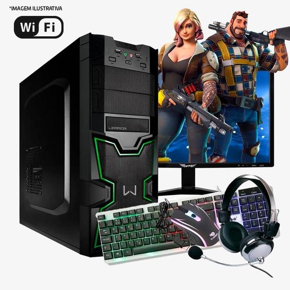 Pc Gamer Completo Instinct I5 4ª,8gb Ram,hd 1tb,gtx 1060 6gb