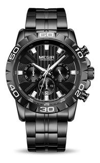 Reloj Megir Negro