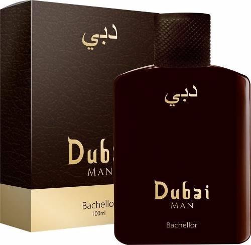 Perfume Masculino Dubai Man Bachellor
