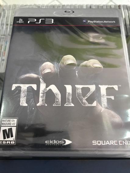 Thief Playstation 3 Lacrado - Sony Ps3