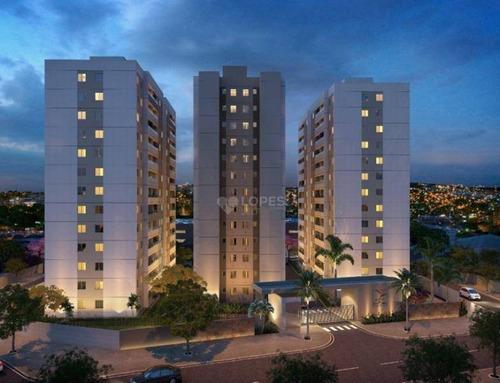 Apartamento Com 2 Quartos À Venda, 48 M² Por R$ 214.000 - Maria Paula - Niterói/rj - Ap44831