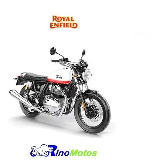 Royal Enfield Interceptor 650 Bicolor