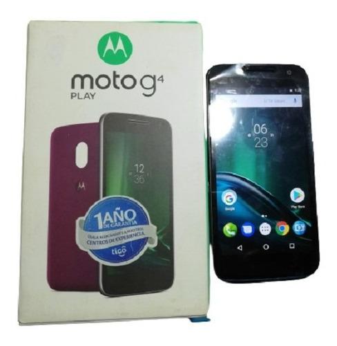 Motorola G4 Play Dual Sim 16 Gb Interna
