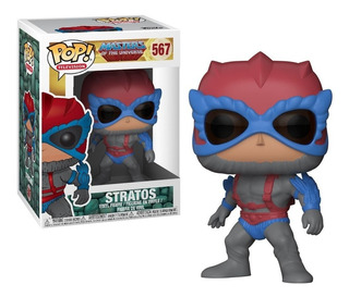 Funko Pop Masters Of The Universe He-man Stratos #567