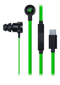 Audifonos Auriculares Hammerhead Usb-c Intrauditivos Razer