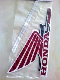 Faixa Adesiva Moto Fan150 2012 Esdi Preta Compl Lbm