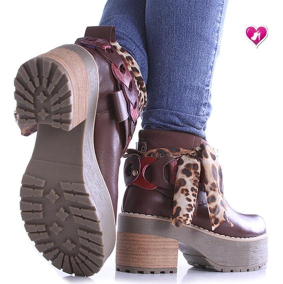 Botineta Mujer Sale Super Comoda Modelo Tokyo De Shoes Bayres