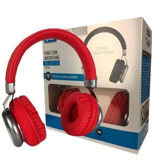 Fone Bluetooth Kp-452 Knup