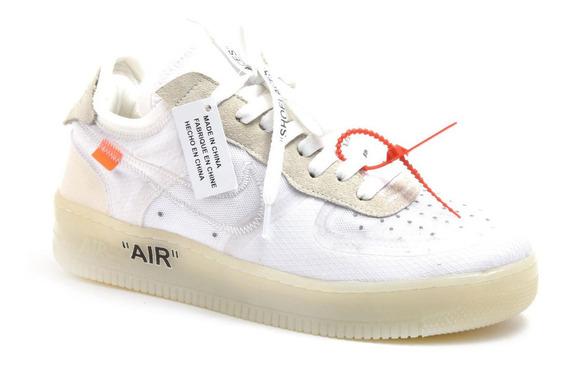 Tênis Nike Air Force Off White Oferta