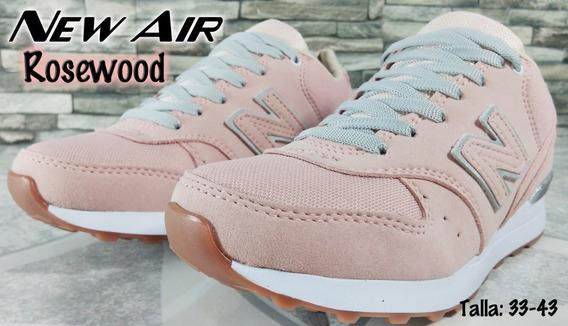 Tenis New Air Ref: Rosewood