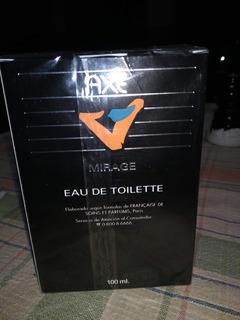 Muy Antiguo Axe Perfume 100ml Mirage Eau Toil Vintage Hombre