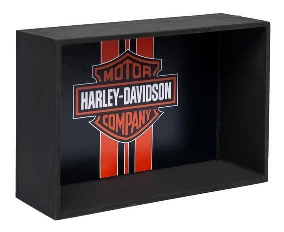 Expositor De Miniaturas Harley-davidson - 1:18 E 1:24 - Md9
