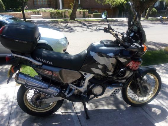 Honda Africa Twin 750 Cc. 1998 Negra