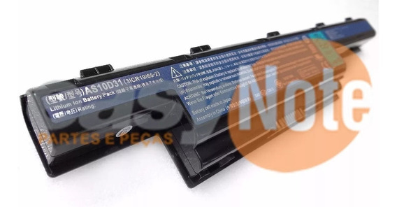 Bateria P/ Gateway Ne56r10b Ne56r07b As10d51 D442-v081
