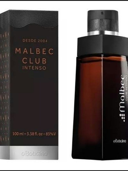 Perfume Malbec Club Intenso