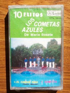 Los Cometas Azules De Mario Rosete. 10 Éxitos. Kct Nuevo
