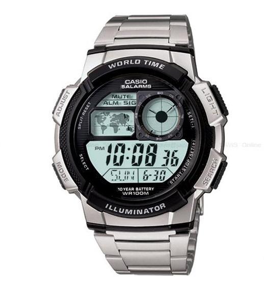 Relógio Casio - Ae-1000wd-1avdf - 10 Year Battery